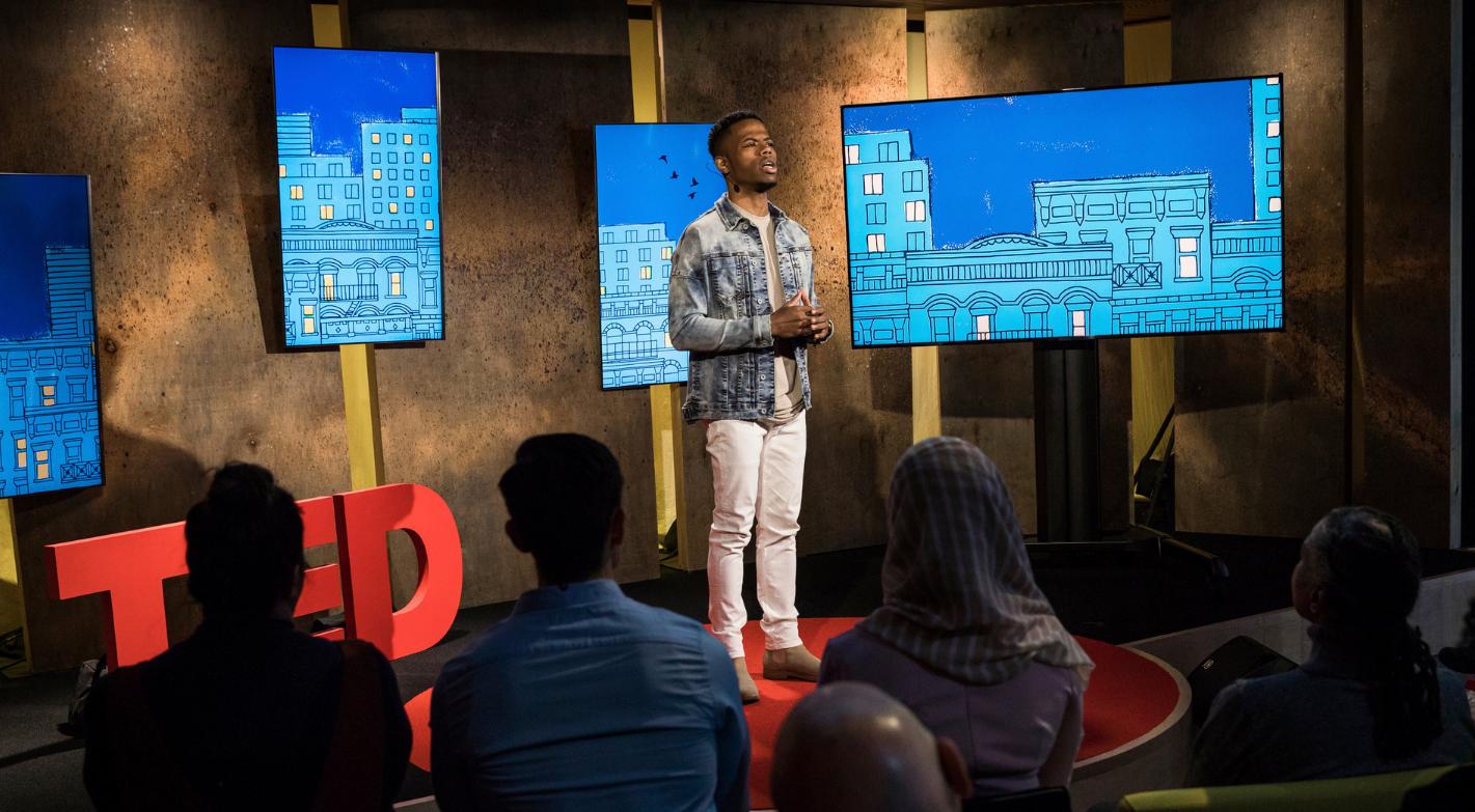 Derrius Quarles BREAUX Capital TED Talk